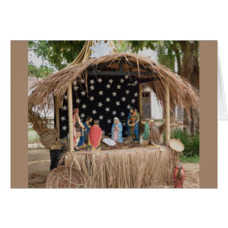 Creche In Paraty, Brazil Card