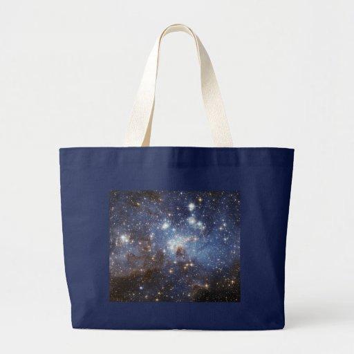 Crèche stellaire sacs fourre-tout