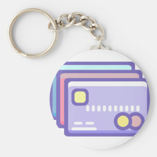Credit Cards Keychain