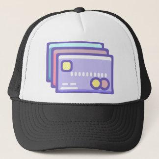 Credit Cards Trucker Hat
