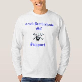 Creed Brotherhood MC Long Sleeve Support Tee