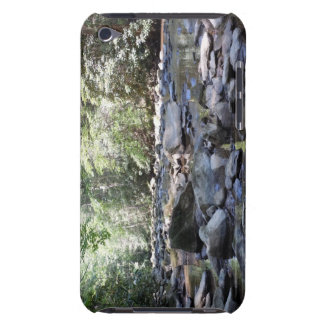 Creek and Rocks iPod Touch Case