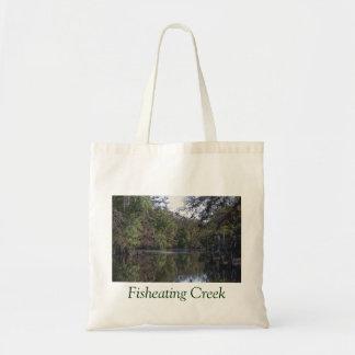 creek cornor, Fisheating Creek Tote Bag