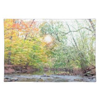 Creek - Fall Placemat