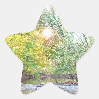 Creek - Fall Star Sticker