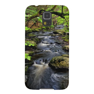 Creek flows through forest case for galaxy s5