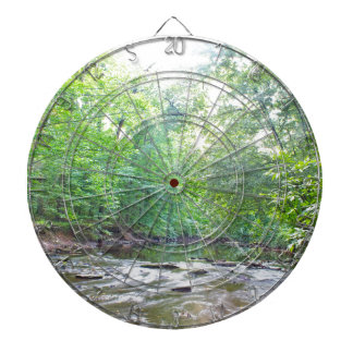 Creek - Summer Dartboard