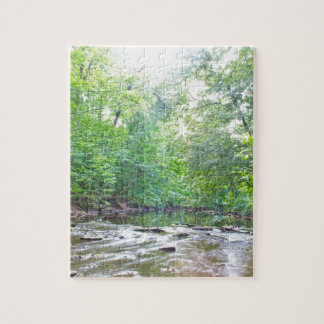 Creek - Summer Jigsaw Puzzle