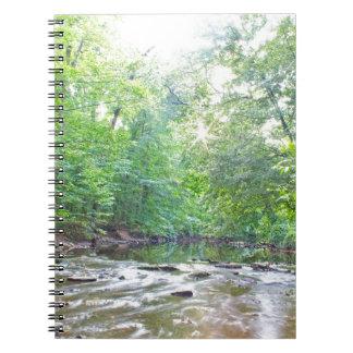 Creek - Summer Notebook