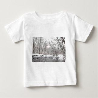 Creek - Winter Baby T-Shirt