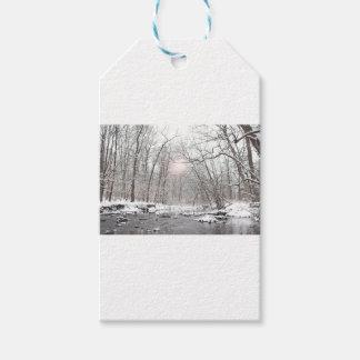 Creek - Winter Gift Tags