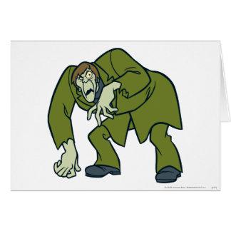 Creeper Villains Card