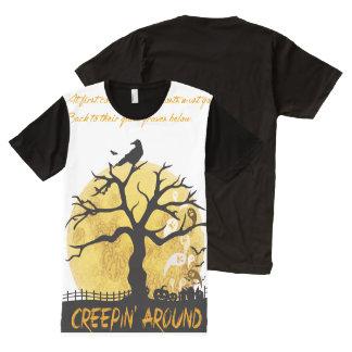 Creepin' Around T-Shirt