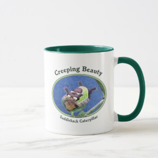 Creeping Beauty Caterpillar Mug