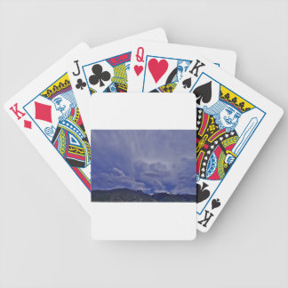 Creeping Clouds 1 Bicycle Playing Cards