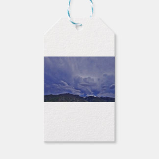 Creeping Clouds 1 Gift Tags