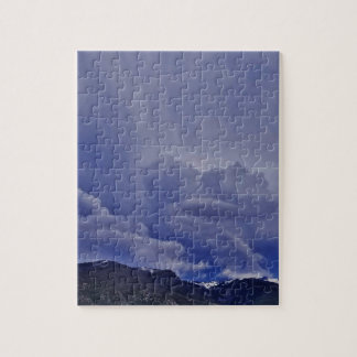 Creeping Clouds 1 Jigsaw Puzzle