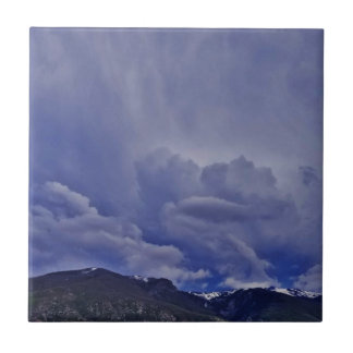 Creeping Clouds 1 Tile