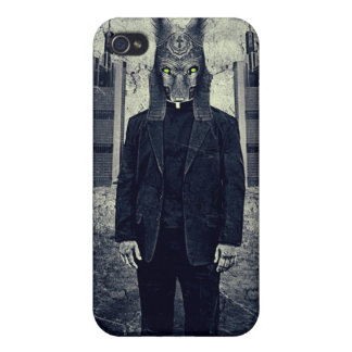 Creeping death iPhone 4 covers
