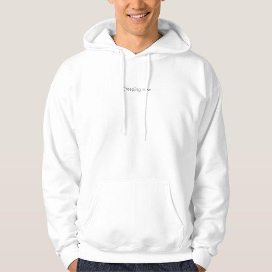 creeping rose hoodie