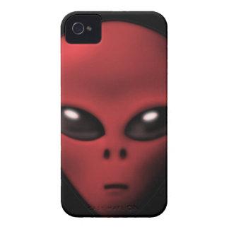 Creepy Alien iPhone 4 iPhone 4 Case