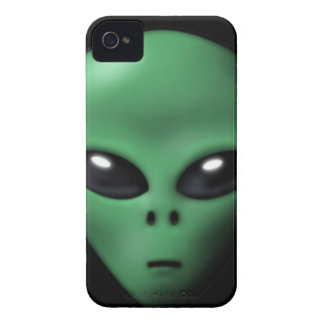 Creepy Alien iPhone 4 iPhone 4 Cover