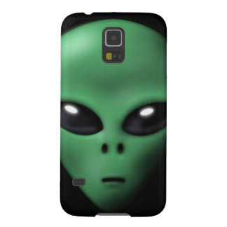 Creepy Alien Samsung Galaxy Nexus Galaxy S5 Case