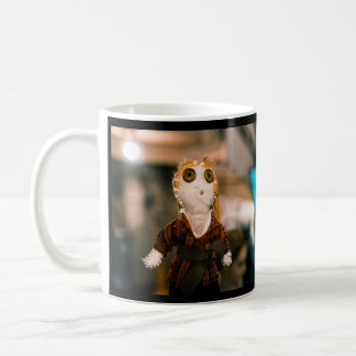 Creepy Anya Coffee Mug
