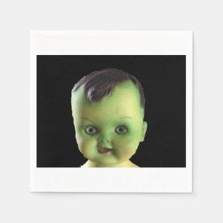 Creepy Baby Paper Napkins