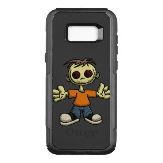 Creepy Boy OtterBox Commuter Samsung Galaxy S8+ Case