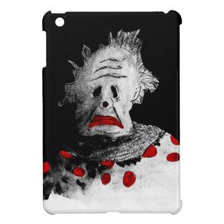 Creepy clown iPad mini case