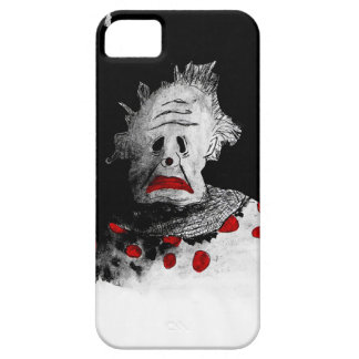 Creepy clown iPhone 5 covers