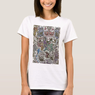 Creepy Critters T-Shirt