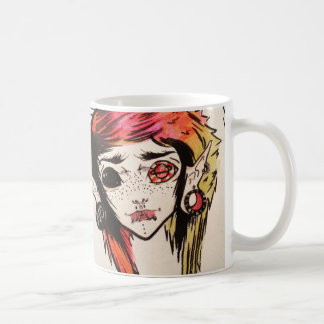 Creepy cute mug