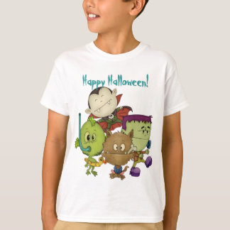 Creepy Cuties Kid's Shirt