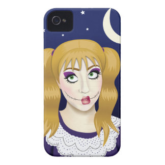Creepy Doll Case-Mate iPhone 4 Cases