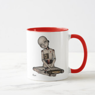Creepy Doll Zelda - Mug