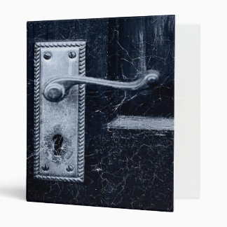 Creepy Door Handle Binder