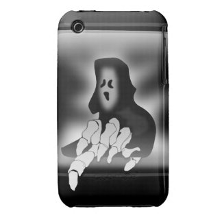 """""""Creepy Ghost"""" iPhone 3 Covers"""