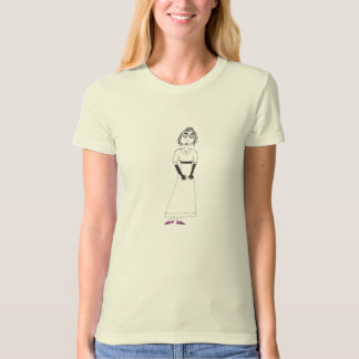 Creepy Jane Austen T-Shirt