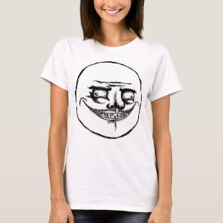 Creepy Me Gusta - Ladies Spaghetti T-Shirt