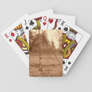 Creepy Playground Standard Cards