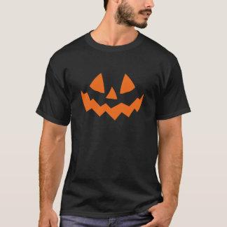 Creepy Pumpkin Halloween Tshirt