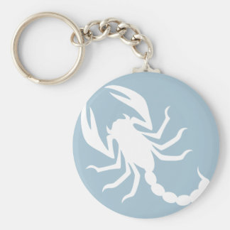 Creepy Scorpion Keychain