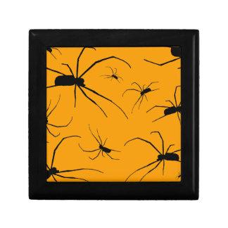 Creepy Spiders Jewelry Boxes