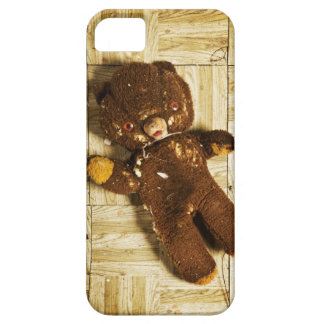Creepy Teddy iPhone 5 Covers