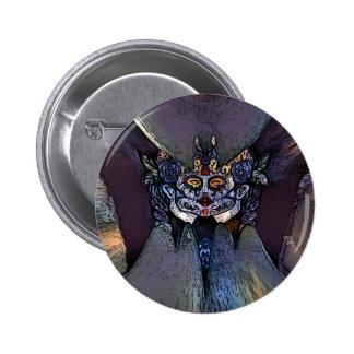 creepygirlbat 2 inch round button