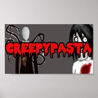 CreepyPasta Poster