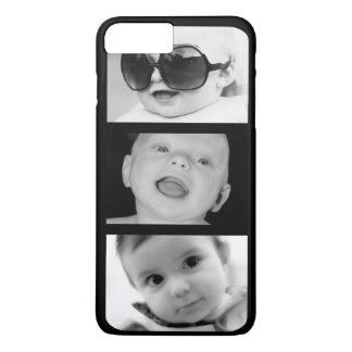 Créer-Votre-Propre 3 cas plus de l'iPhone 7 de Coque iPhone 7 Plus