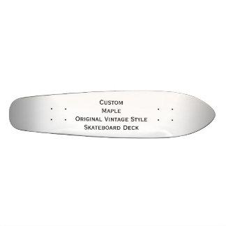 Créez la plate-forme vintage de planche à skateboard 19,7 cm